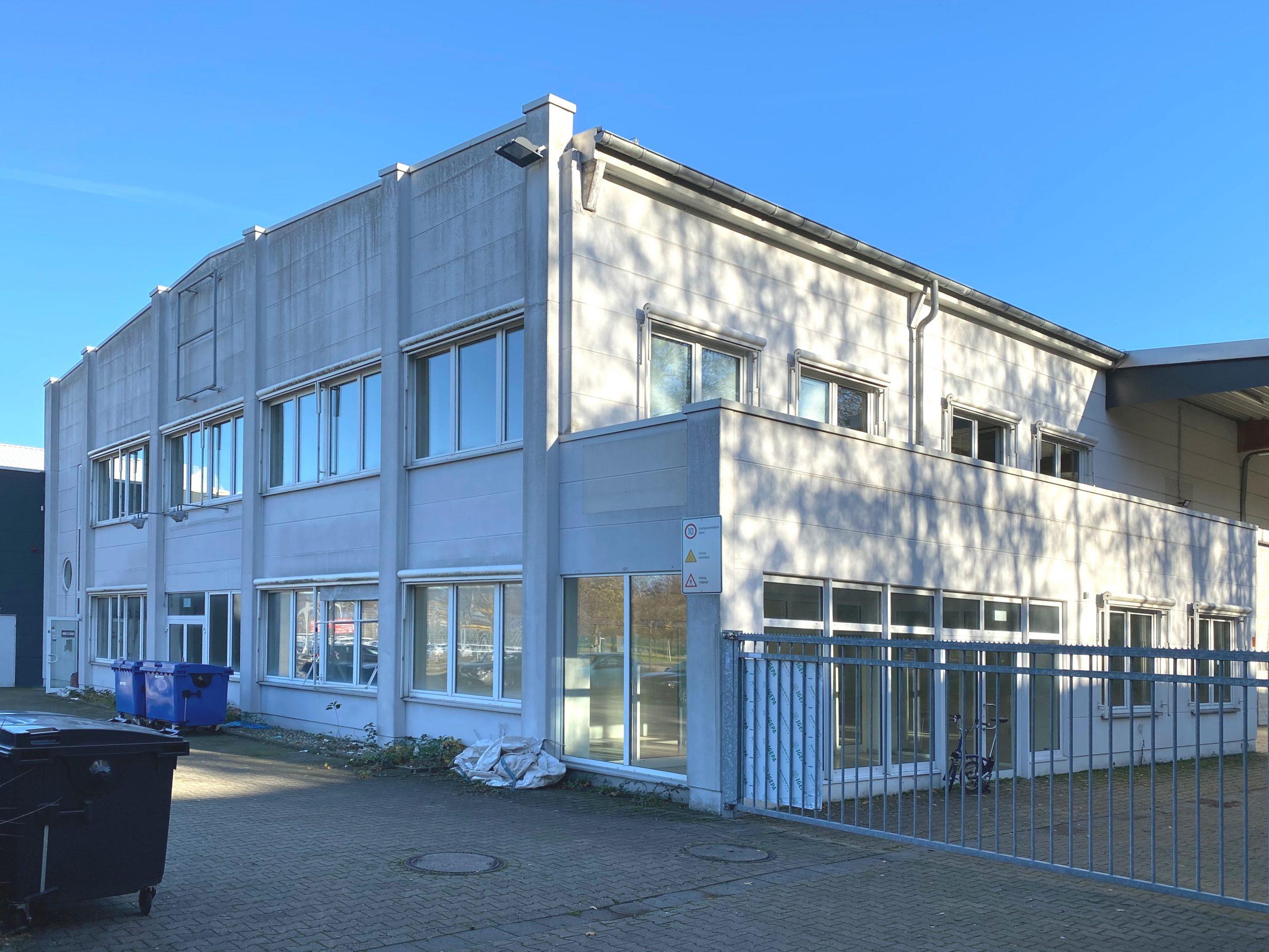 Büro und Lagerfläche am Wasserturm Leverkusen zu mieten